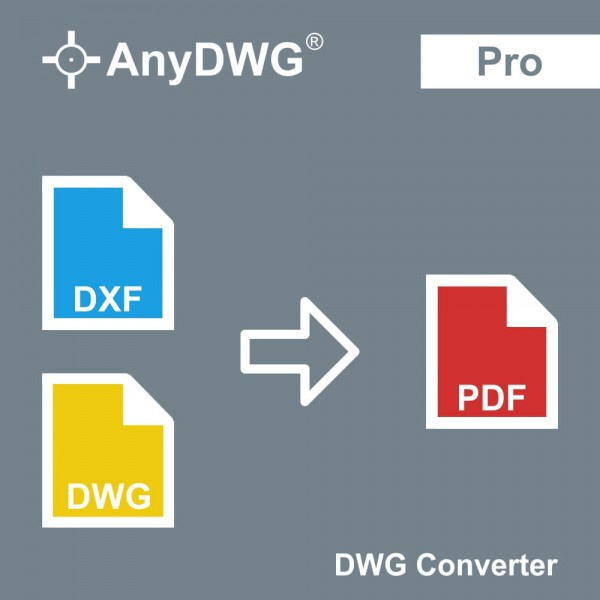 DWG to PDF Converter Pro [1 User] ESD