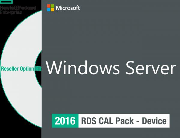 Windows Server 2016 RDS 5 Device CAL ROK