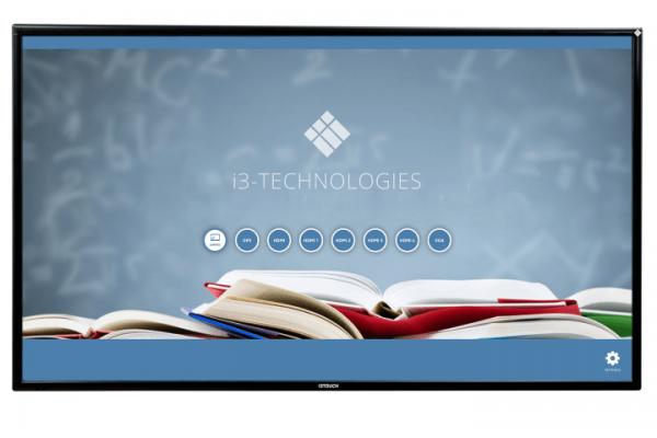 i3TOUCH Excellence V-Sense Touchdisplay (4K UHD)