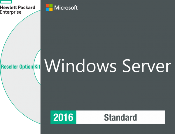 Windows Server 2016 Standard 16 Core Deutsch ROK V2 (P00487-041)