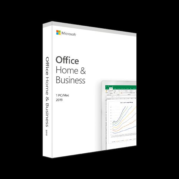 Office Home & Business 2019 PKC Deutsch (T5D-03210)