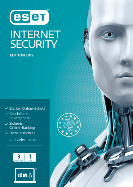 Internet Security 2019 Edition 3 Computer