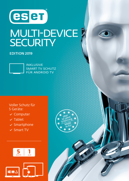 Multi Device Security Pack 2019 5 Geräte